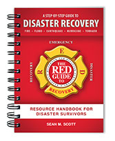 A customized cover of the RedGuide to Recovery